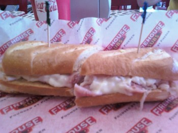 Firehouse Subs - Hook & Ladder