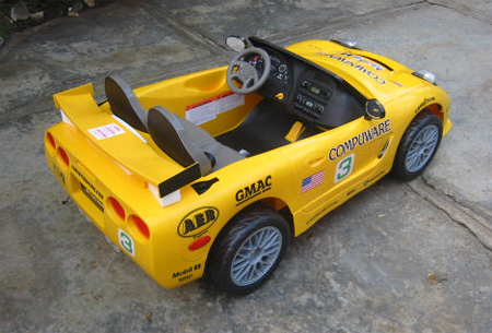 corvette c5 r power wheels shane holden. Cars Review. Best American Auto & Cars Review