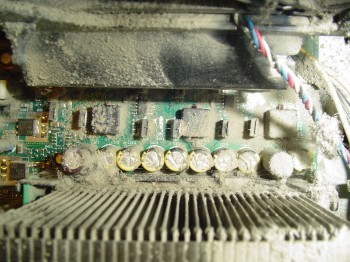 Inside of Dusty Computer