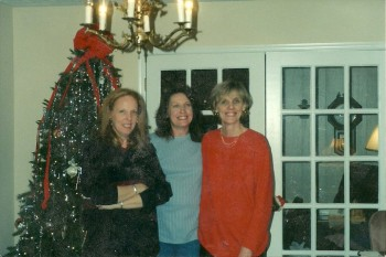 My Aunt Donna, Mom, and Aunt Brenda