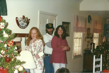 My parents and my Aunt Donna