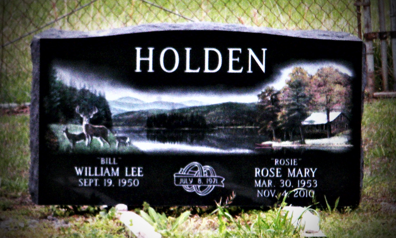 My Parent's Headstone — Shane Holden